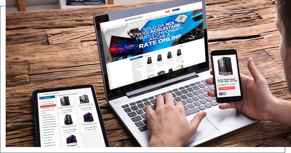 Creazione Siti Web Torino - Web Agency DSI Design