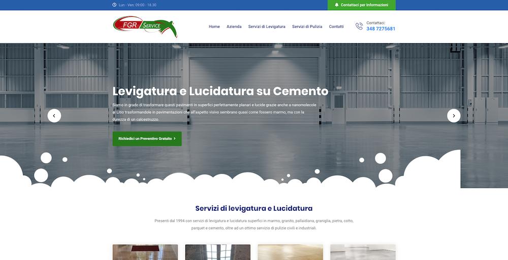Siti Web Torino - FGR Service