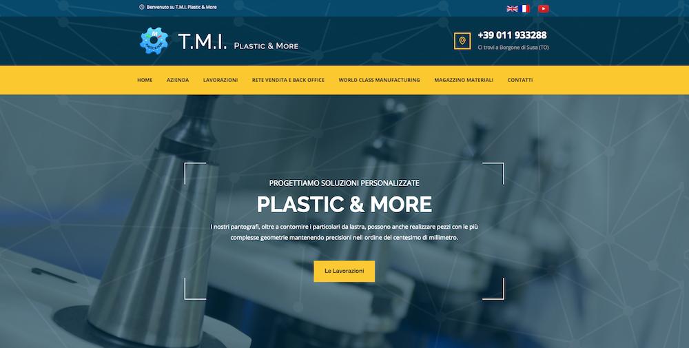 Siti Internet Torino - TMI Plastic