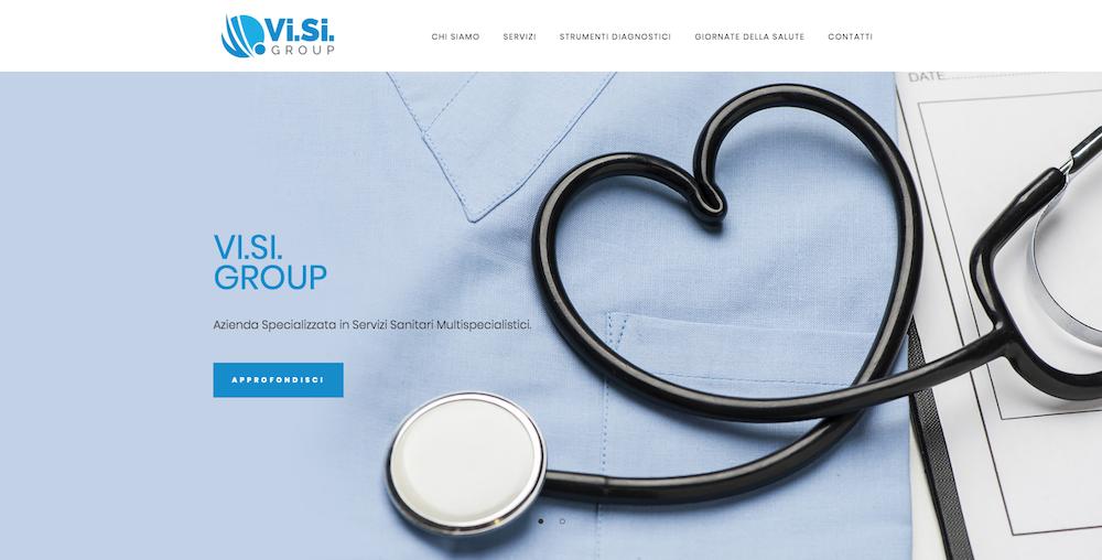 Siti Web Torino - VISI Group - Web Agency Torino