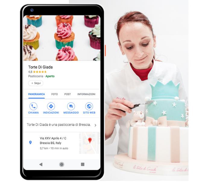 Google My Business Torino DSI Design