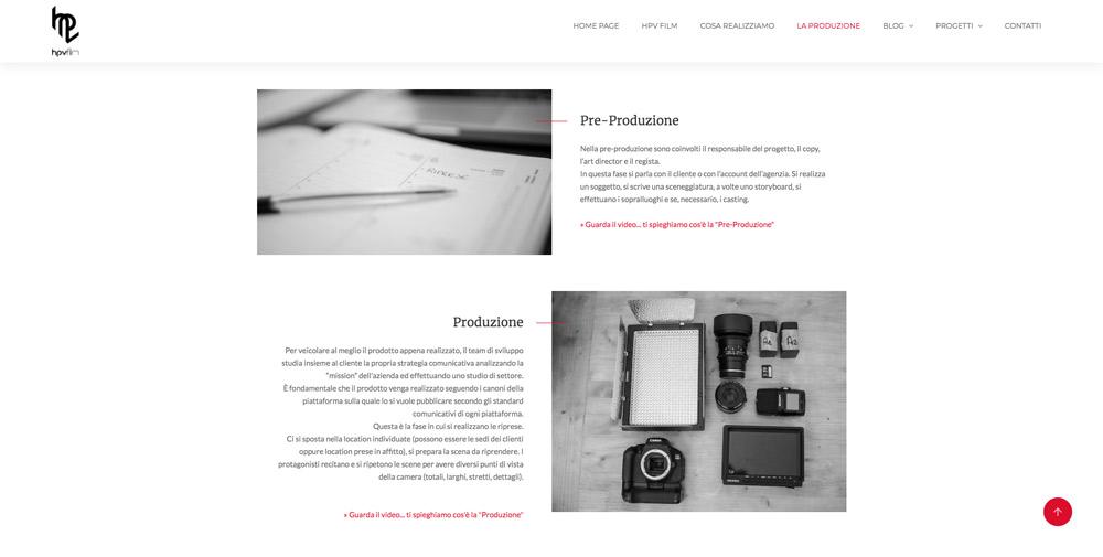 Siti Web Torino per Videomaker DSI Design