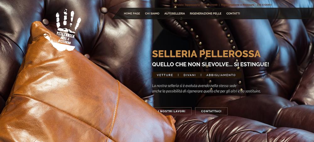 Siti internet Torino - Selleria Pellerossa