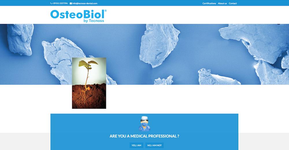 Siti Internet Torino - Osteobiol