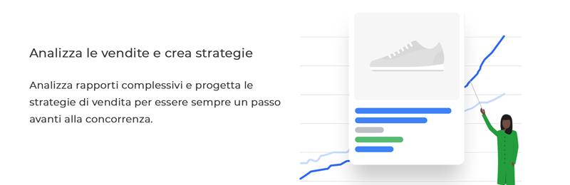 Strategie di Vendita su Google Shopping