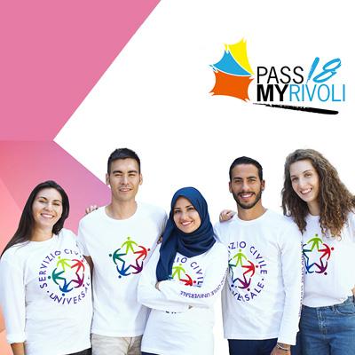 Sito Web Informa Giovani del Comune di Rivoli