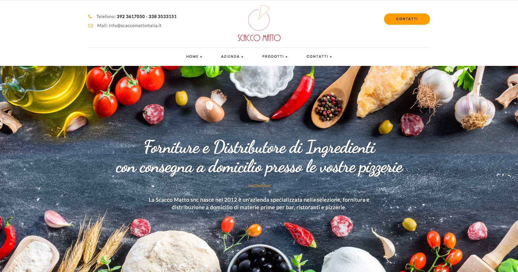 Sito Web Torino - Scacco Matto Italia