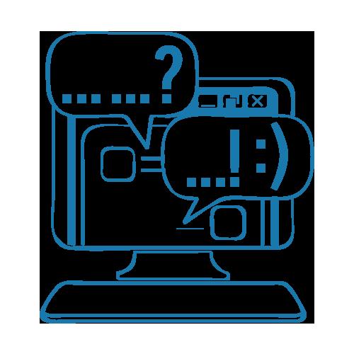 Predisposizione Live Chat Assistenza | DSI Design